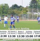 KREISKLASSE C II Vorschau 4. Spieltag